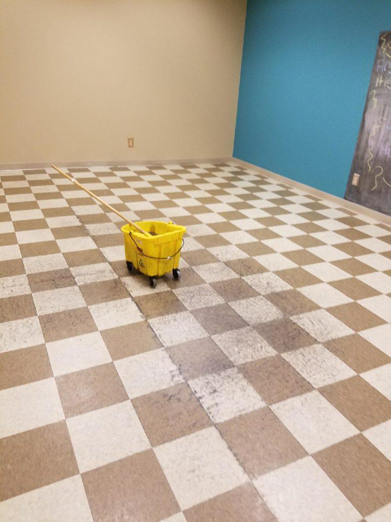 Scuffed Floors