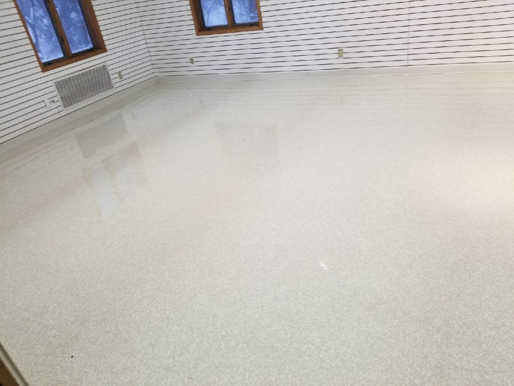 clean room floor MN Services Minnetonka, MN